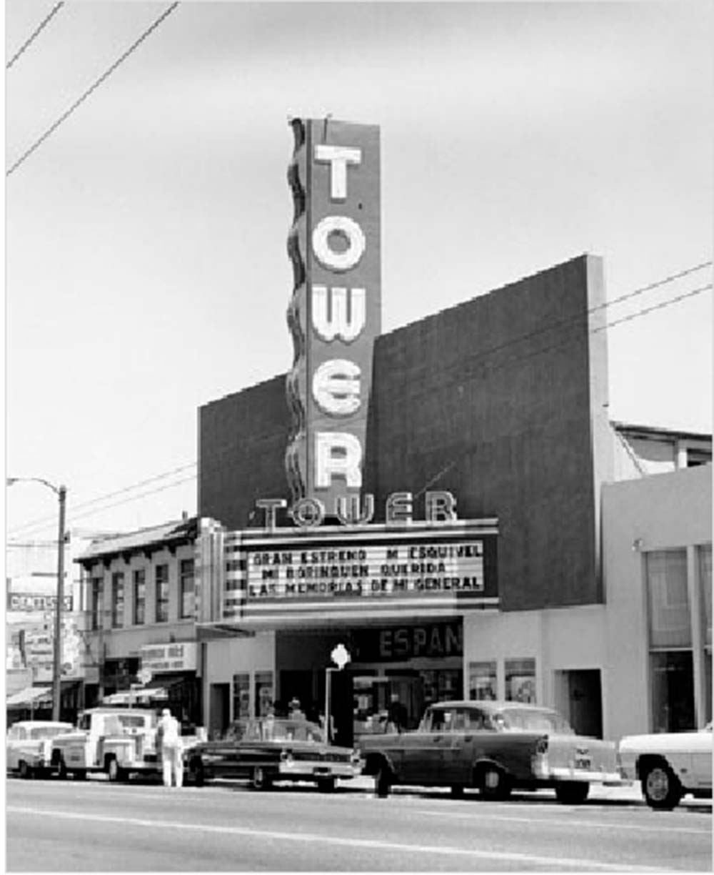 Then Now 5 Classic Movie Palaces Of The Mission District Hoodline