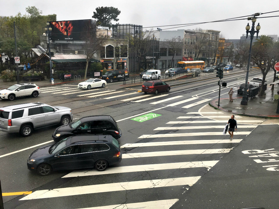 Main image downing intersection