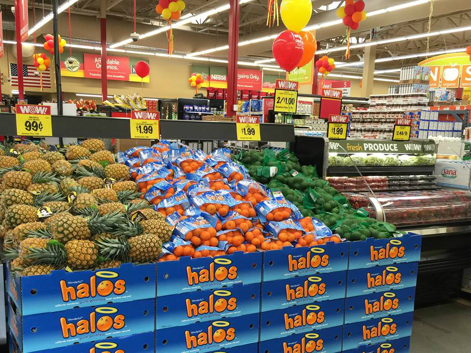Grocery outlet 39 s mission district location opens today for What grocery stores are open today