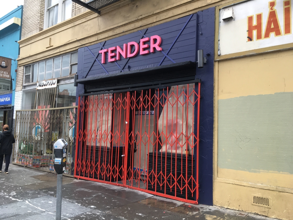 SF Eats: Mysterious 'Tender' pops up in the 'Loin, UpForDayz now open, Taste of Formosa shutters