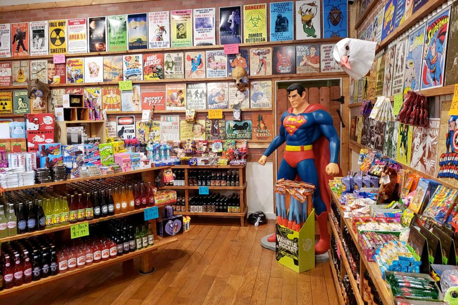 New East End candy store Rocket Fizz opens its doors