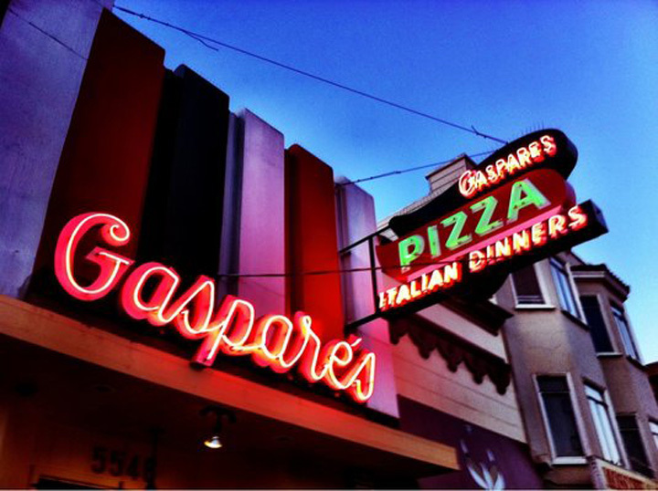Gaspares pizza san francisco
