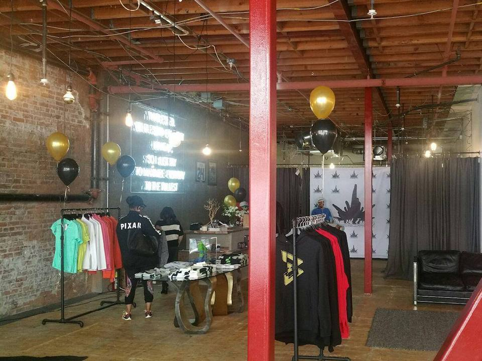 Beast Mode Clothing Store Oakland