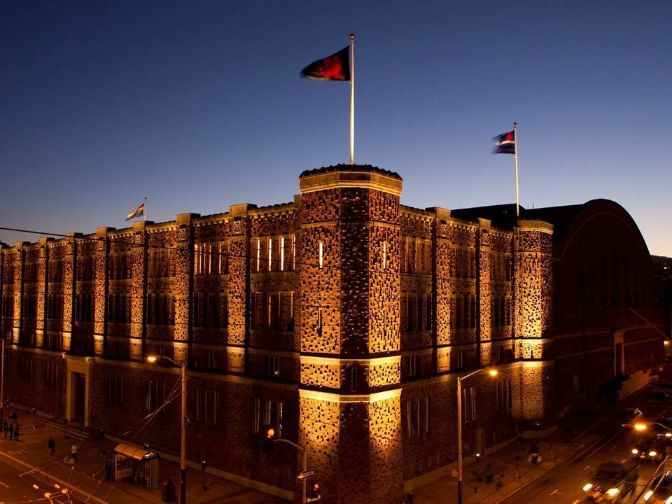 From Military To Kink The History Of The Armory San