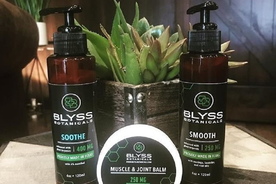 Photo: blyss botanicals