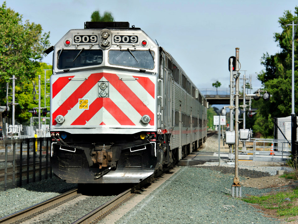 It's Electrifying: Feds Approve Funding For Caltrain Electrification Project