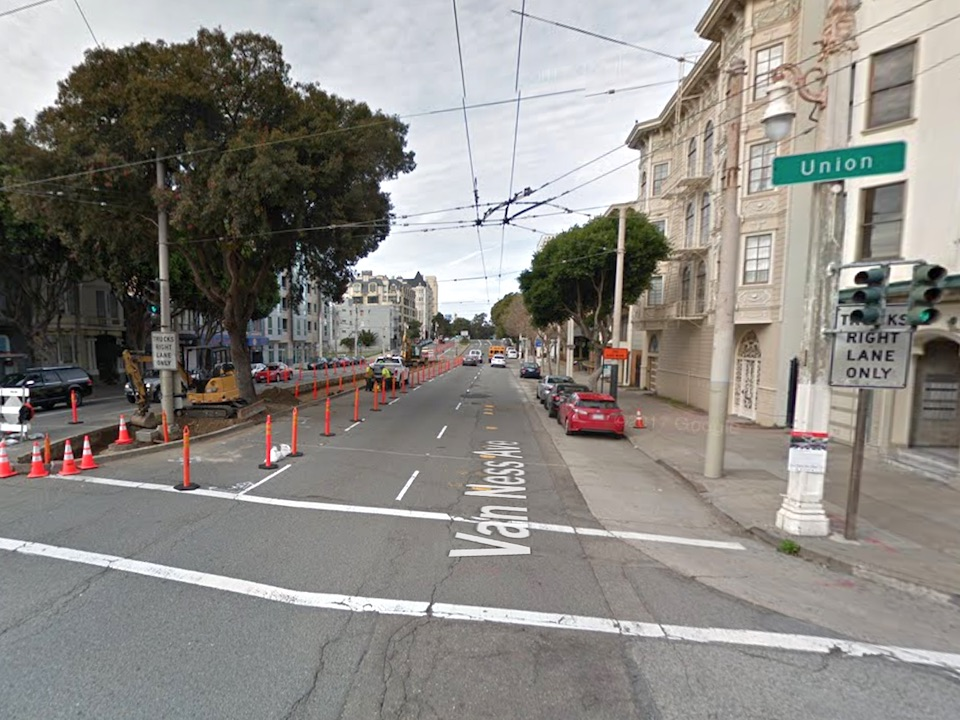 Man killed during fight in San Francisco's Russian Hill