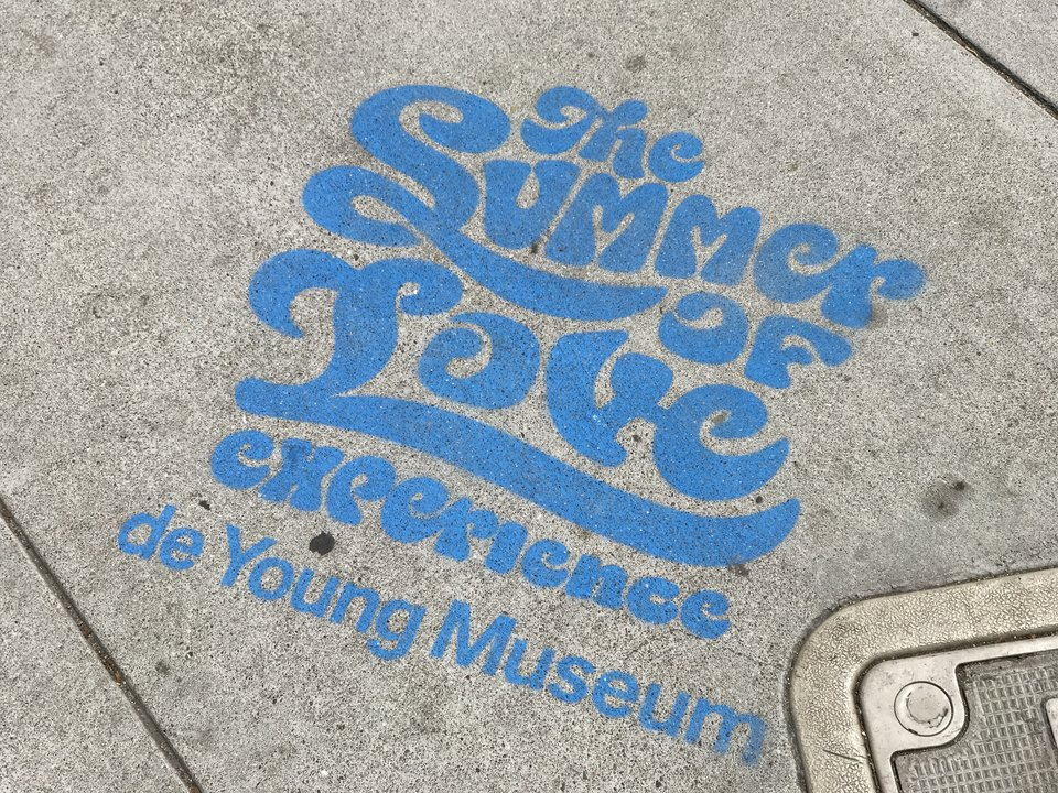 28437a261a37 de Young Museum Apologizes For Illegal Sidewalk Graffiti