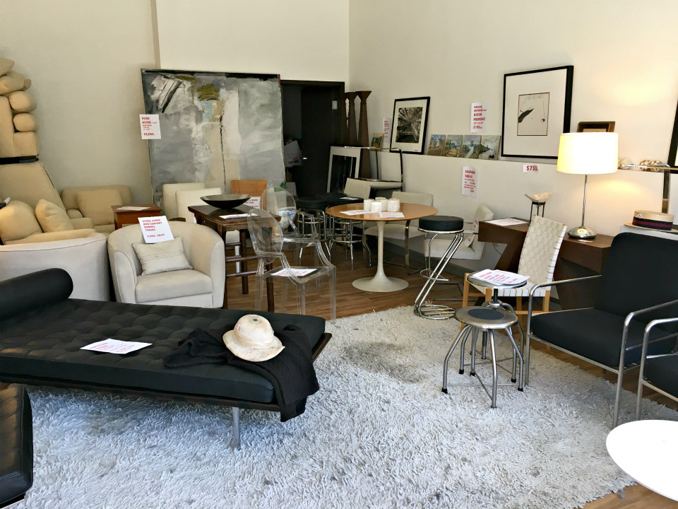 Although Morton Retired Last Year, Heu0027s Done Furniture Pop Ups On  Sacramento Street, In The Marina And In Mission Bay Before Opening Up In  The Castro In ...