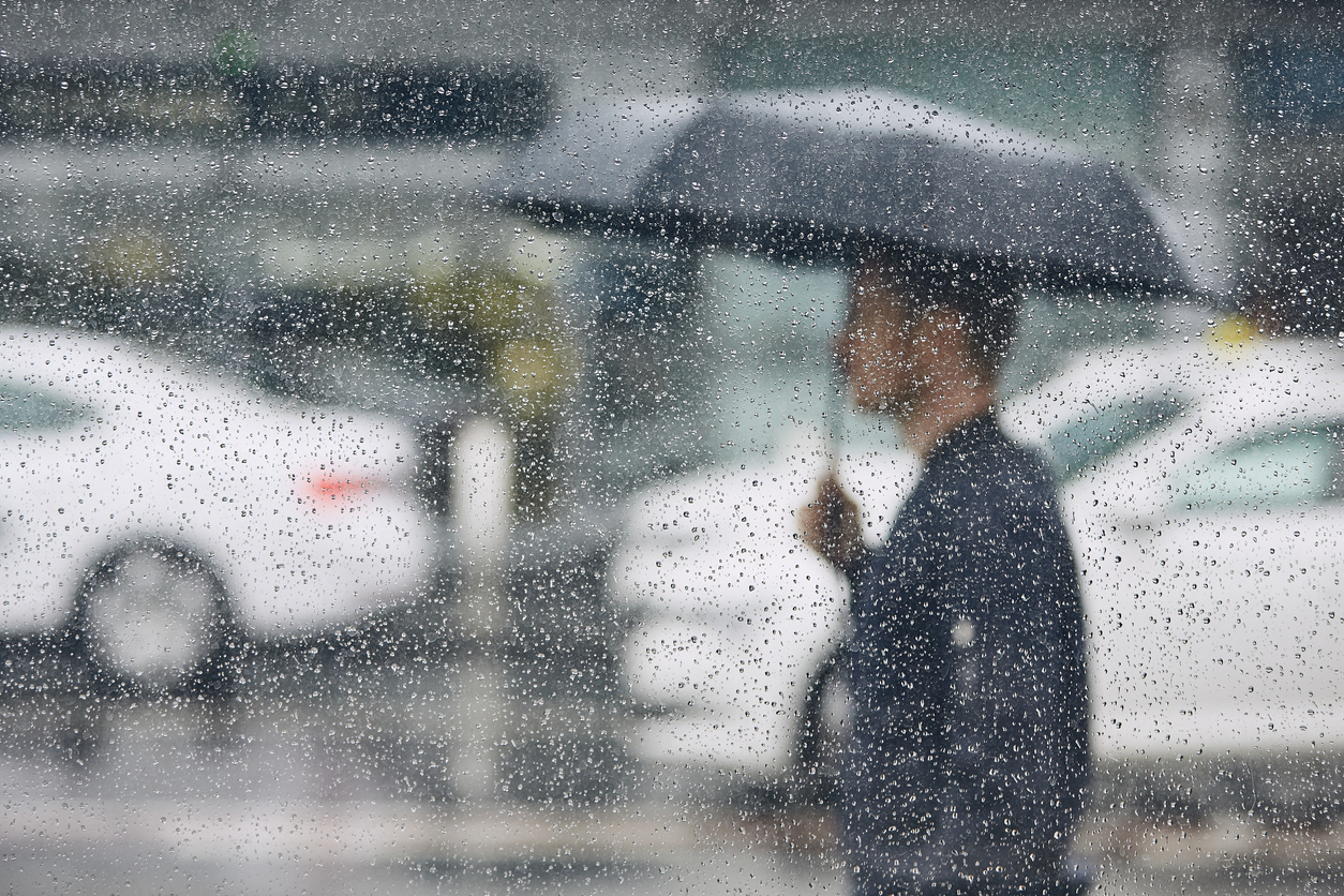 Umbrellas at the ready: Rain in the forecast for San Francisco today