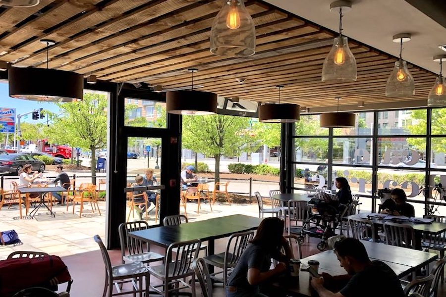 Get your java fix and more at Cafe Beatrice now open in Allston