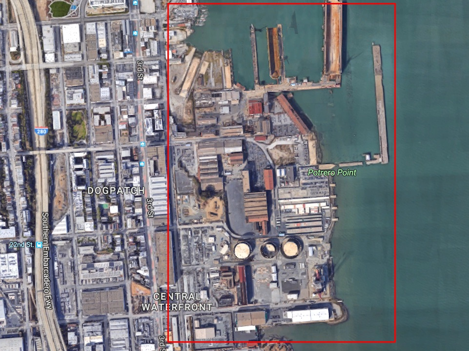 Pier 70 Redevelopment Could Bring 2150 Homes