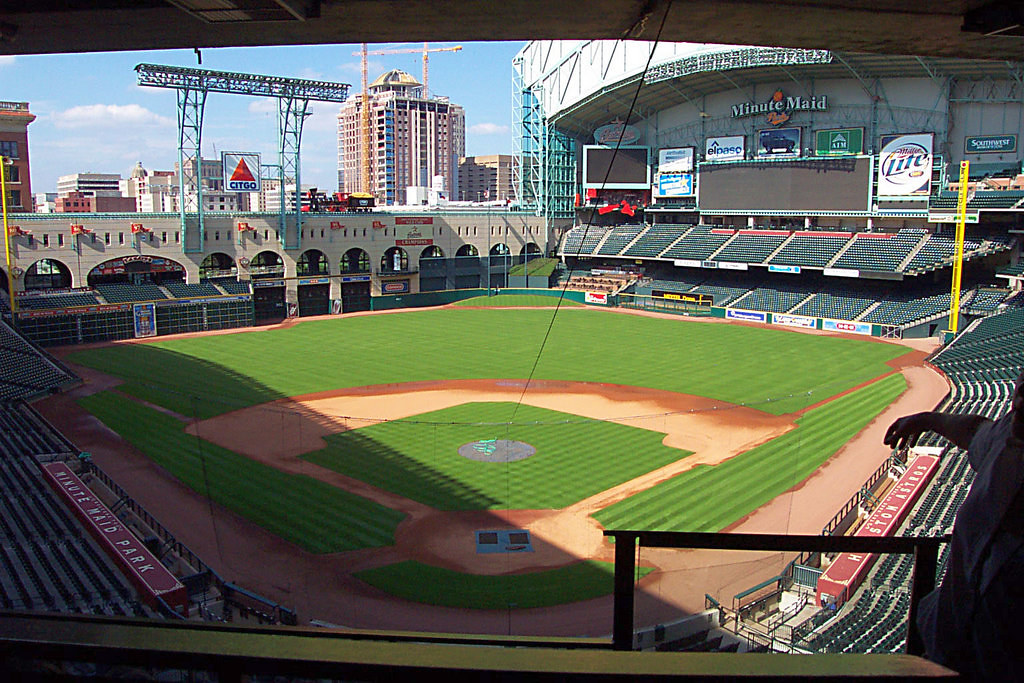 Top Houston News Foul Ball Strikes Child At Minute Maid
