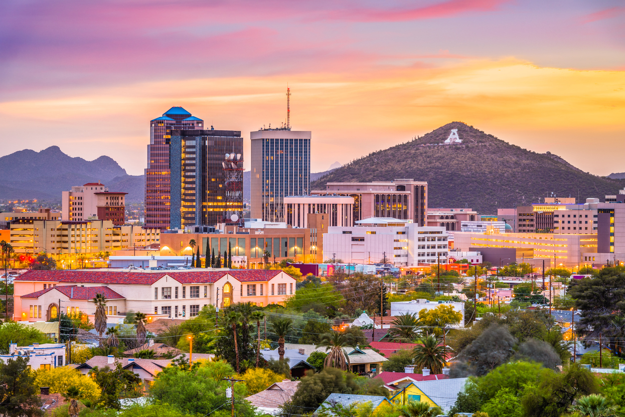 Exploring The Best Of Tucson With Cheap Flights From