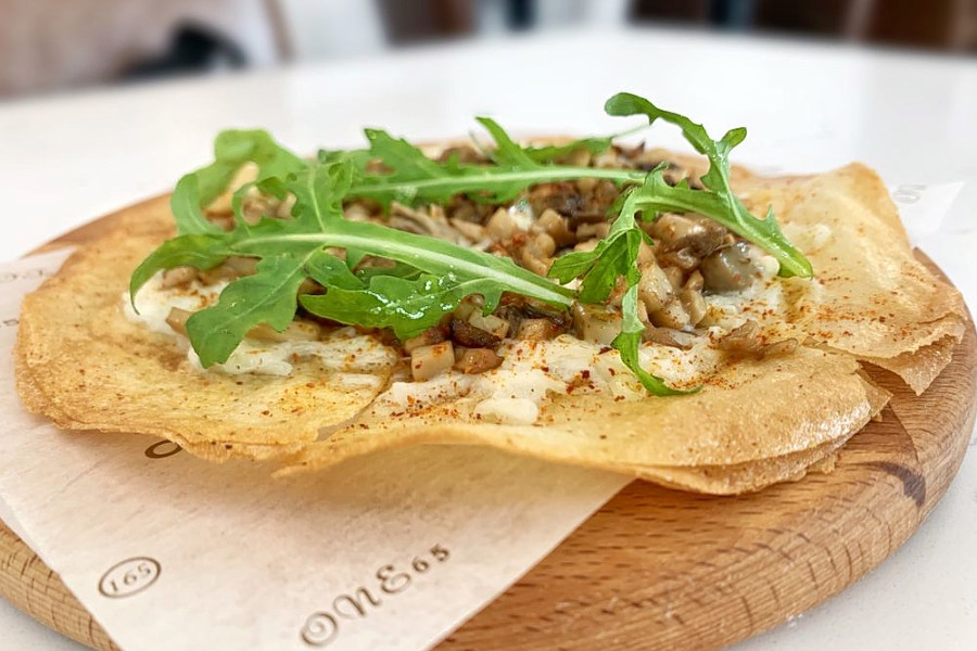 ONE65 Bistro & Grill brings New American and French fare to Union Square