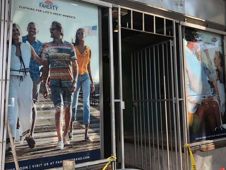 Surf-inspired clothing brand Faherty to open shop in Hayes Valley this summer