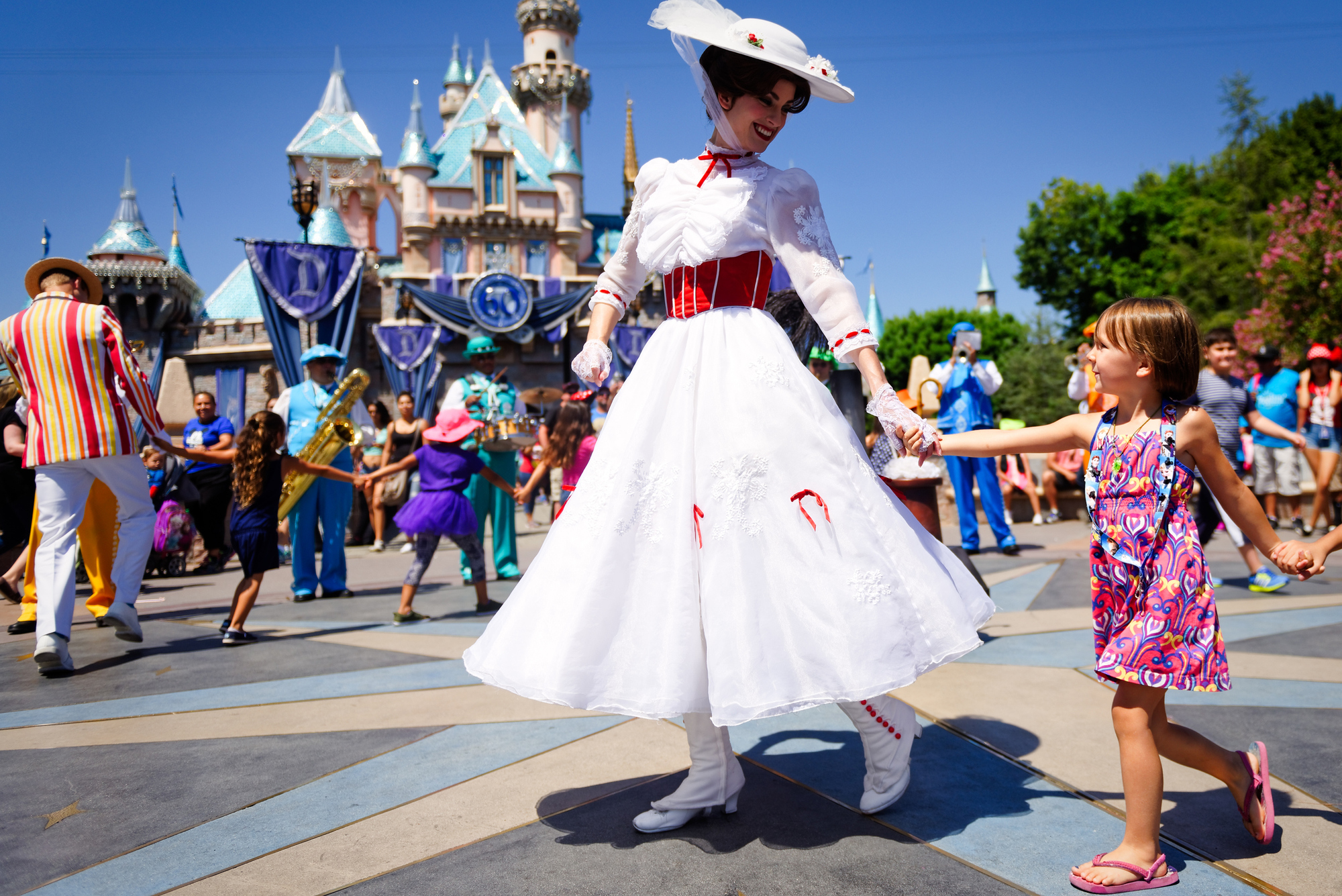 Happy place: Celebrate Disneyland's birthday in Anaheim, a flight away from Oakland
