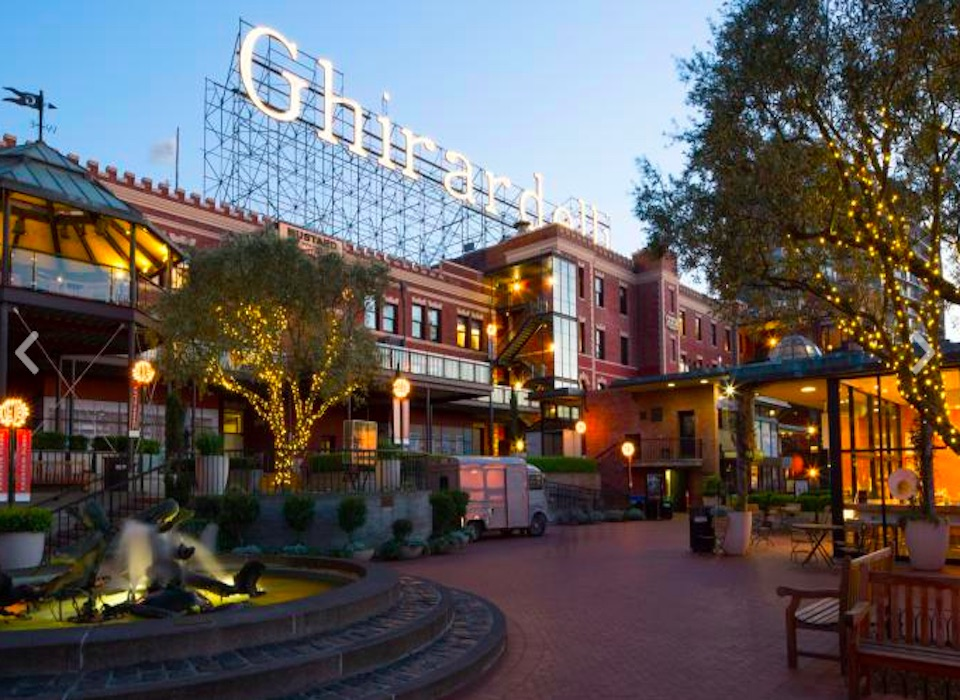 New Restaurant In Ghirardelli Square San Francisco