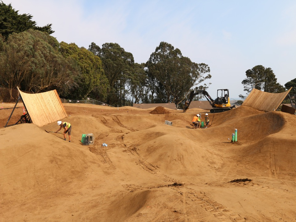 Cityu0027s 1st Bike Only Playspace Debuts Tomorrow In McLaren Park