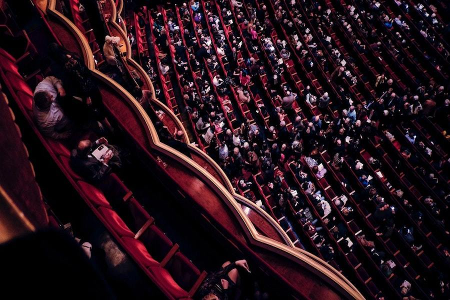 San Francisco to host a variety of theater events this week