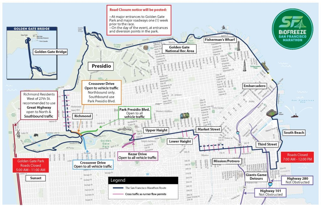 Your 2019 San Francisco Marathon survival guide: How to ... San Francisco Route Map on hawaii route map, chicago route map, kentucky route map, pennsylvania route map, florida route map, sf transit map, new england route map, long island route map, california route map, seattle route map, city route map, maryland route map, caltrain route map, sf bus route map, lisbon route map, houston route map, nyc route map, south carolina route map, foothill transit 187 route map, slaves triangular trade route map,