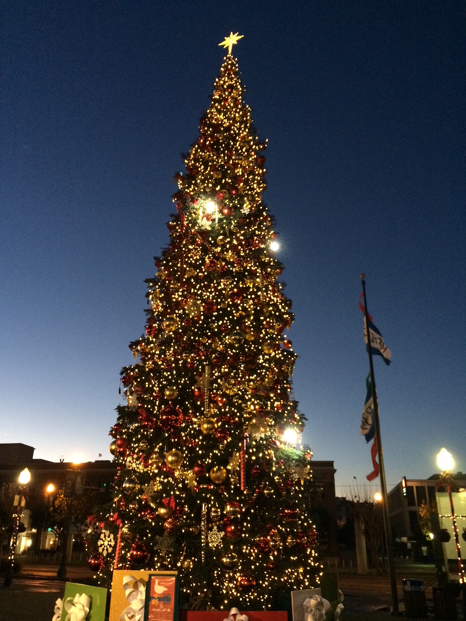 The tree at Pier 39 in 2016. & 2017 San Francisco Holiday Events Roundup | Hoodline azcodes.com