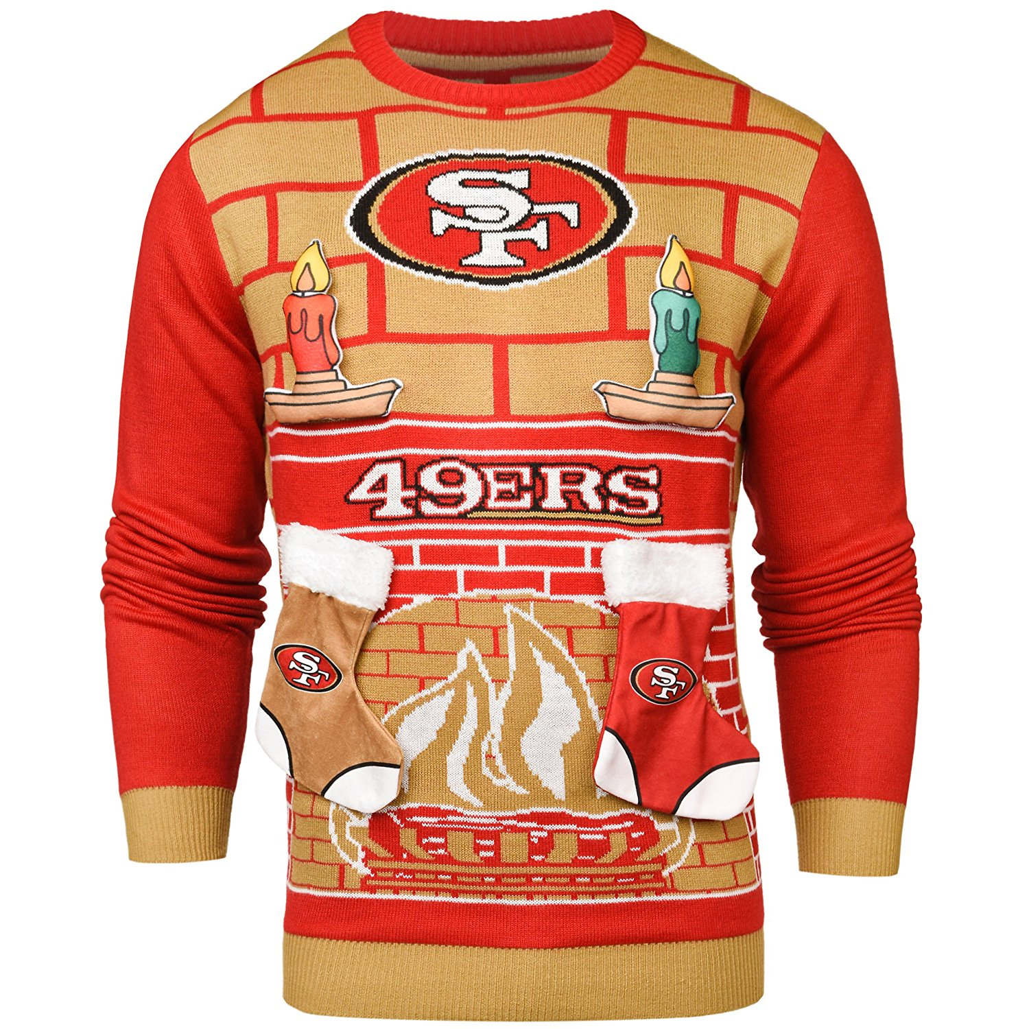 6 Ugly 49ers Sweaters To Keep The Cold Away Hoodline