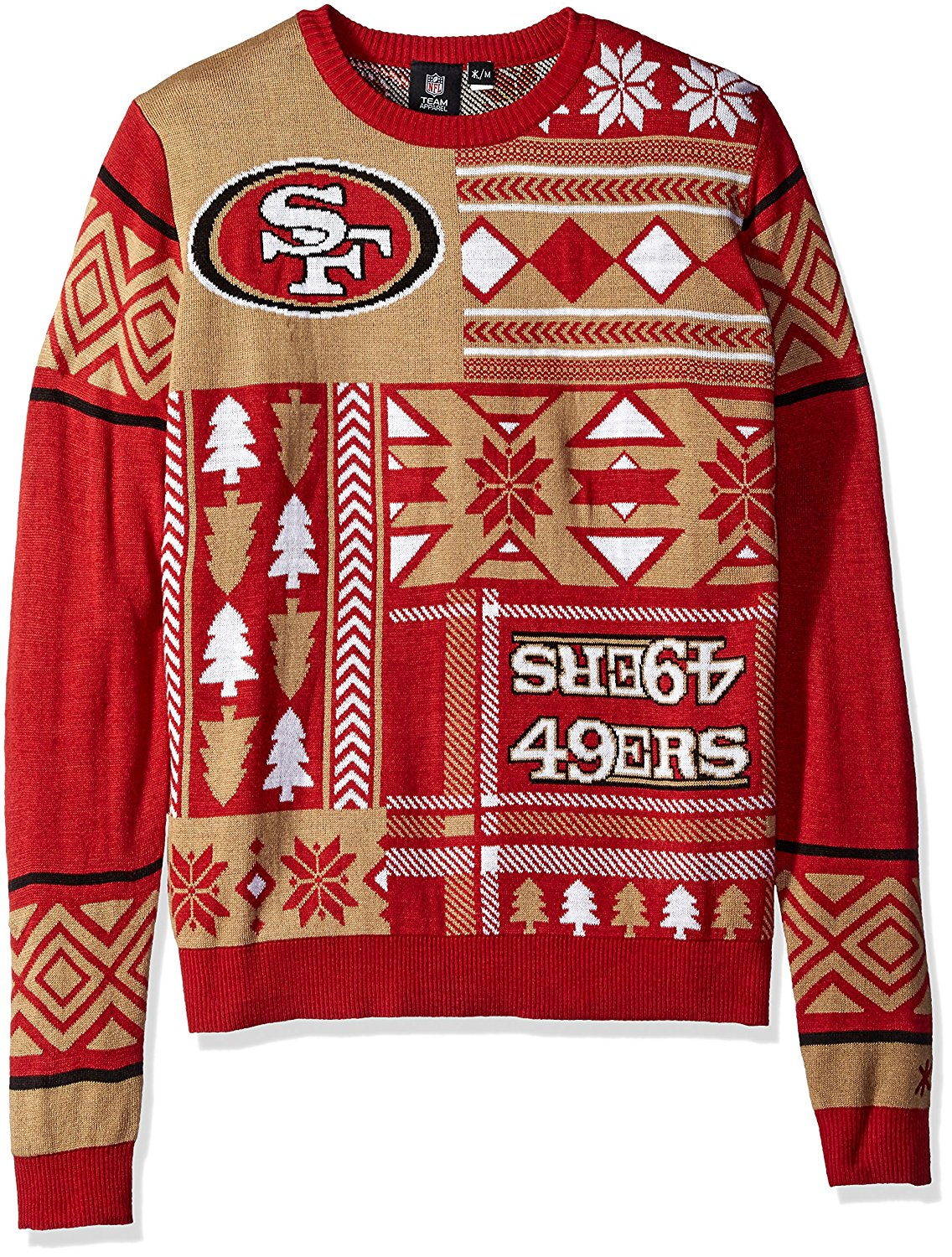 premium selection bb3f2 e9834 6 Ugly 49ers Sweaters To Keep The Cold Away | Hoodline