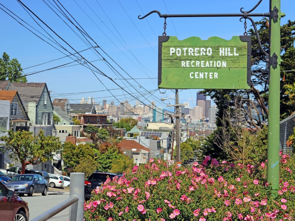 Potrero hill potrero hill rec center
