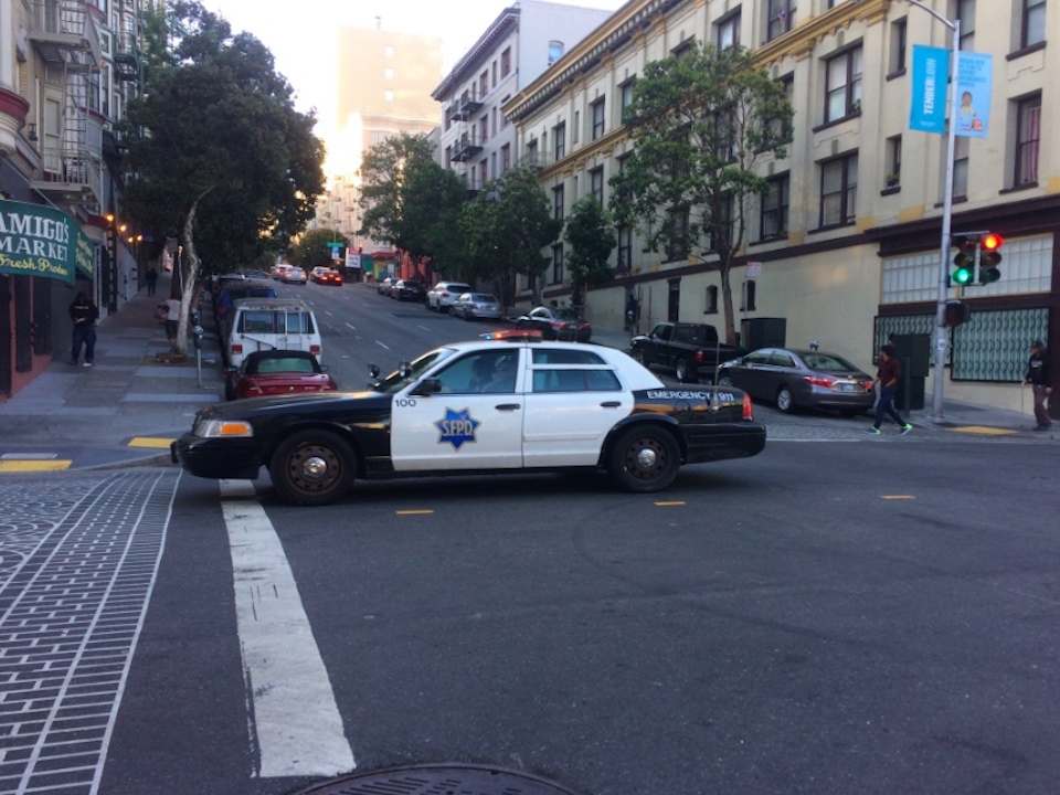 Sfpd in the tl