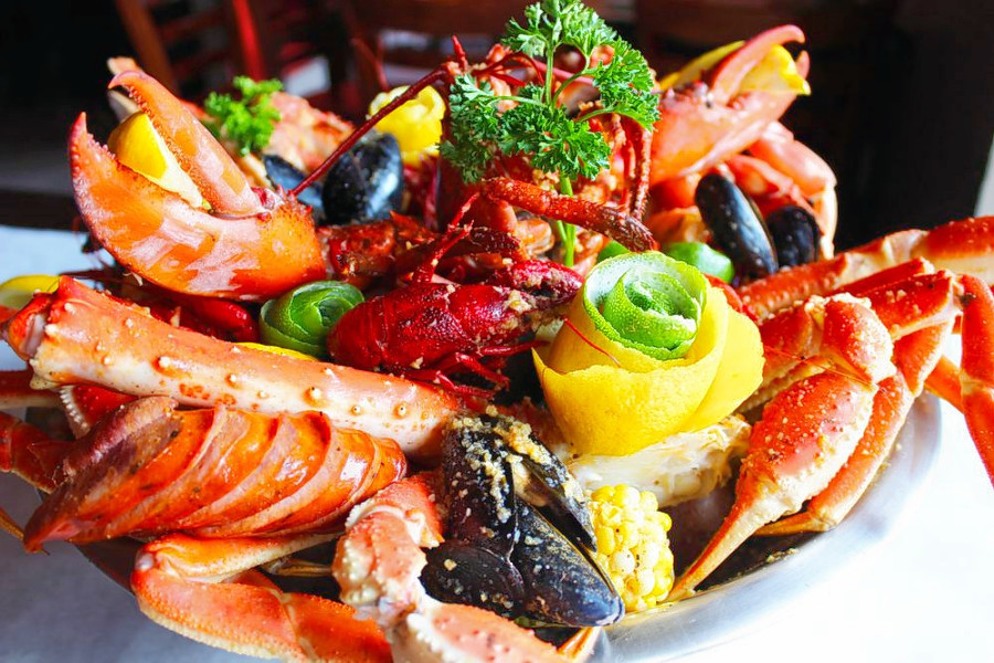 Get seafood and more at Old City's new The Boiling Pot