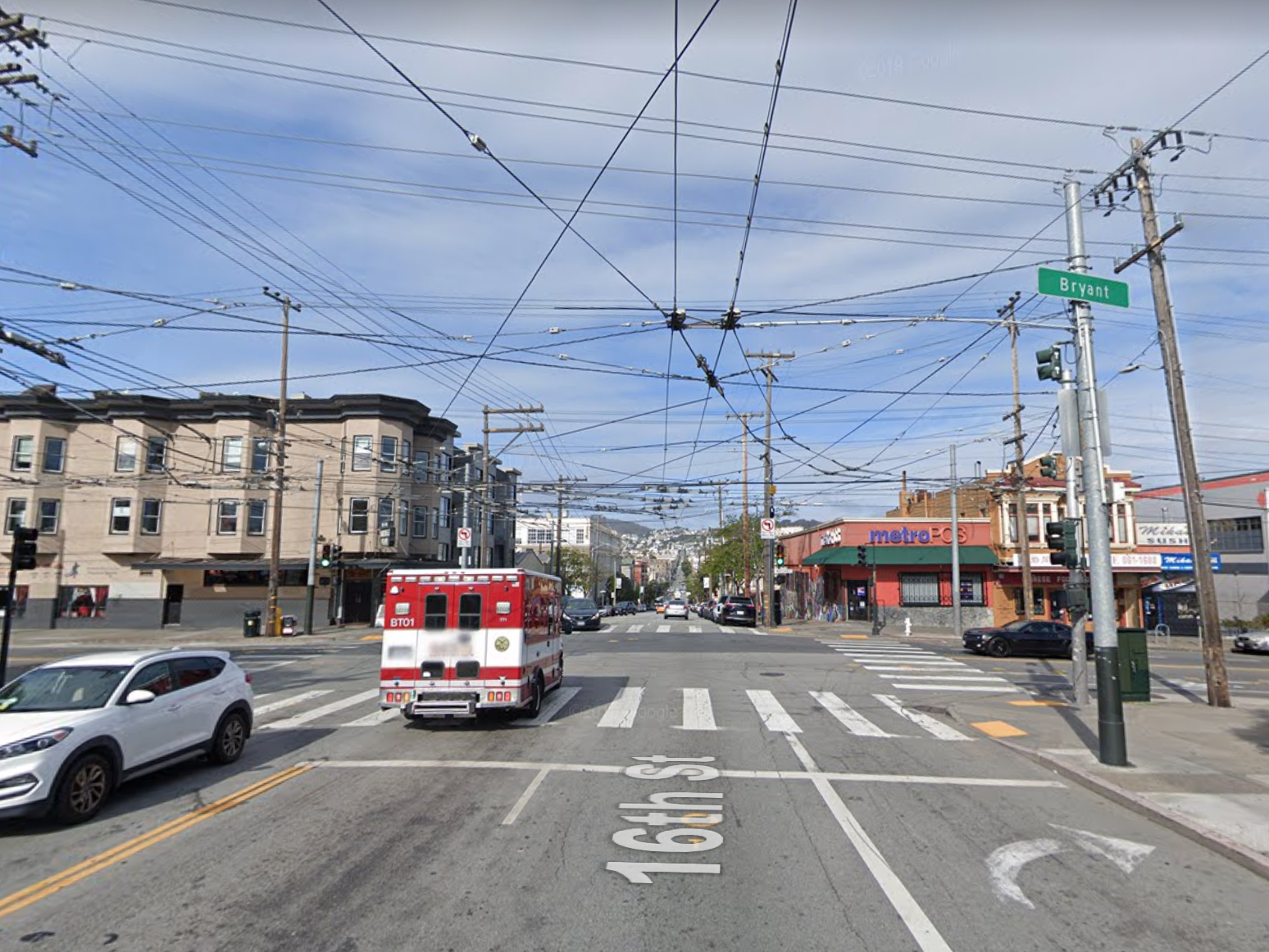 Hit-and-run near Franklin Square leaves pedestrian with life-threatening injuries