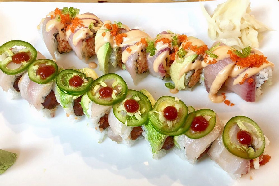 The 5 best spots to score sushi in Nashville