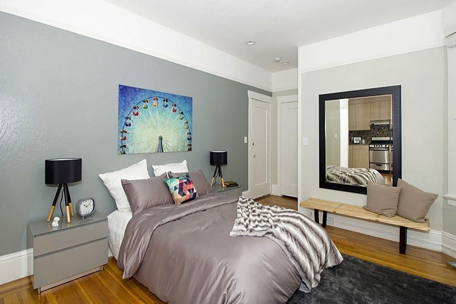 What will $2,800 rent you in Nob Hill, today?