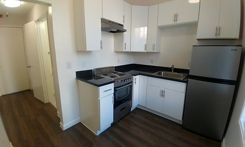 What apartments can you rent for $2,200 in the Tenderloin today?