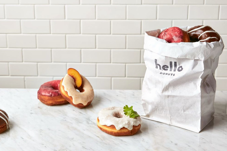 Find doughnuts and more at East Kensington's new Hello Donuts + Coffee