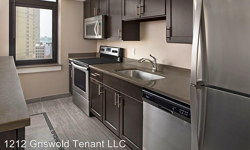 Apartments for rent in Detroit: What will $1,700 get you?