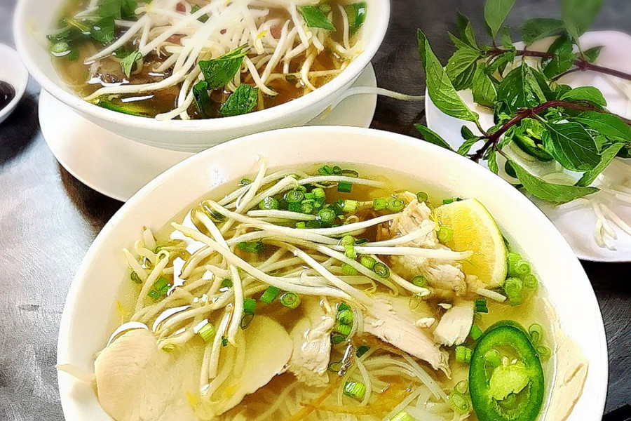 Here are Sunnyvale's top 5 Vietnamese spots