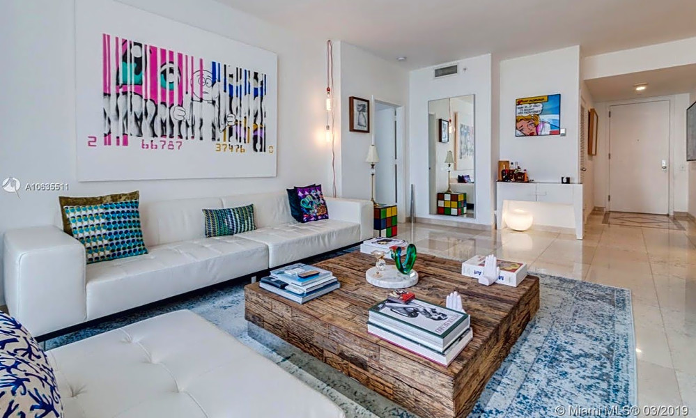 What apartments will $3,500 rent you in Brickell today?