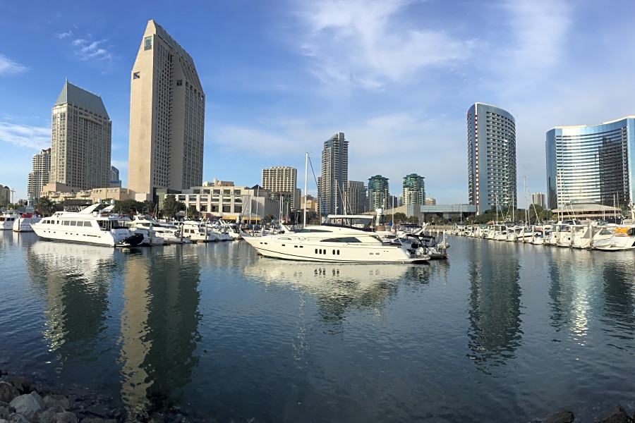 Top San Diego news: Trump to visit this month; youth shelter, music venue shut down by city; more