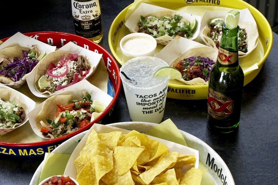 Delve into Fort Worth's top 5 Tex-Mex outlets