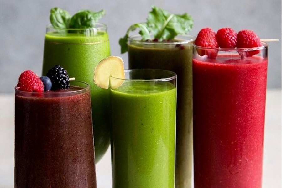 Discover the 5 top sources for juices and smoothies in Arlington