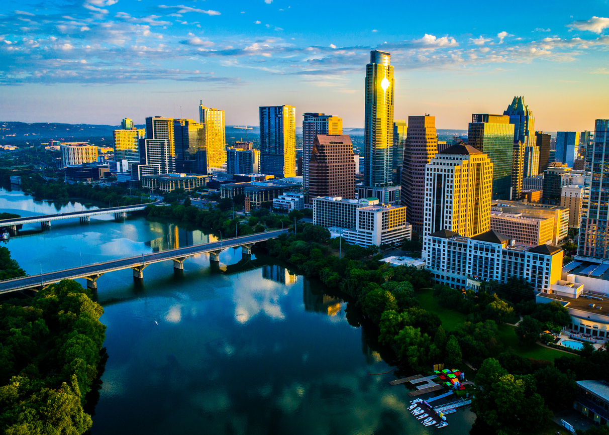 Escape from Newark to Austin on a budget
