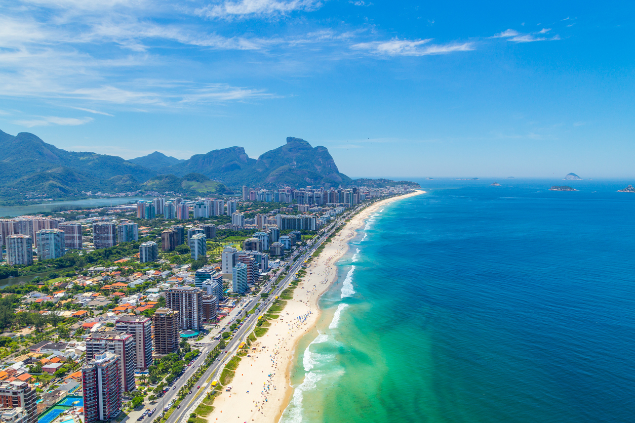 Travel from Cleveland to Rio de Janeiro for Rock in Rio