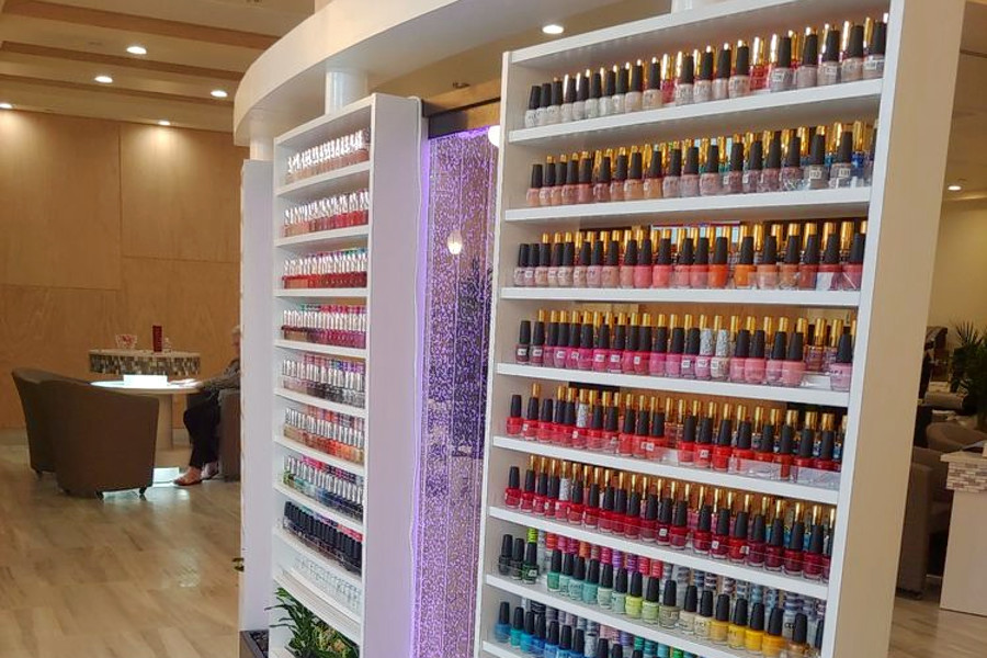 New nail salon Inspire Nail Bar & Spa now open in Fells Point