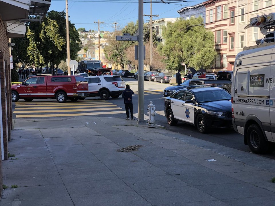 10 schoolchildren in San Francisco hospitalized for