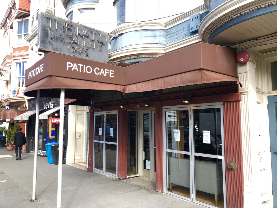 hamburger marys plans march opening in former patio cafe - Patio Cafe