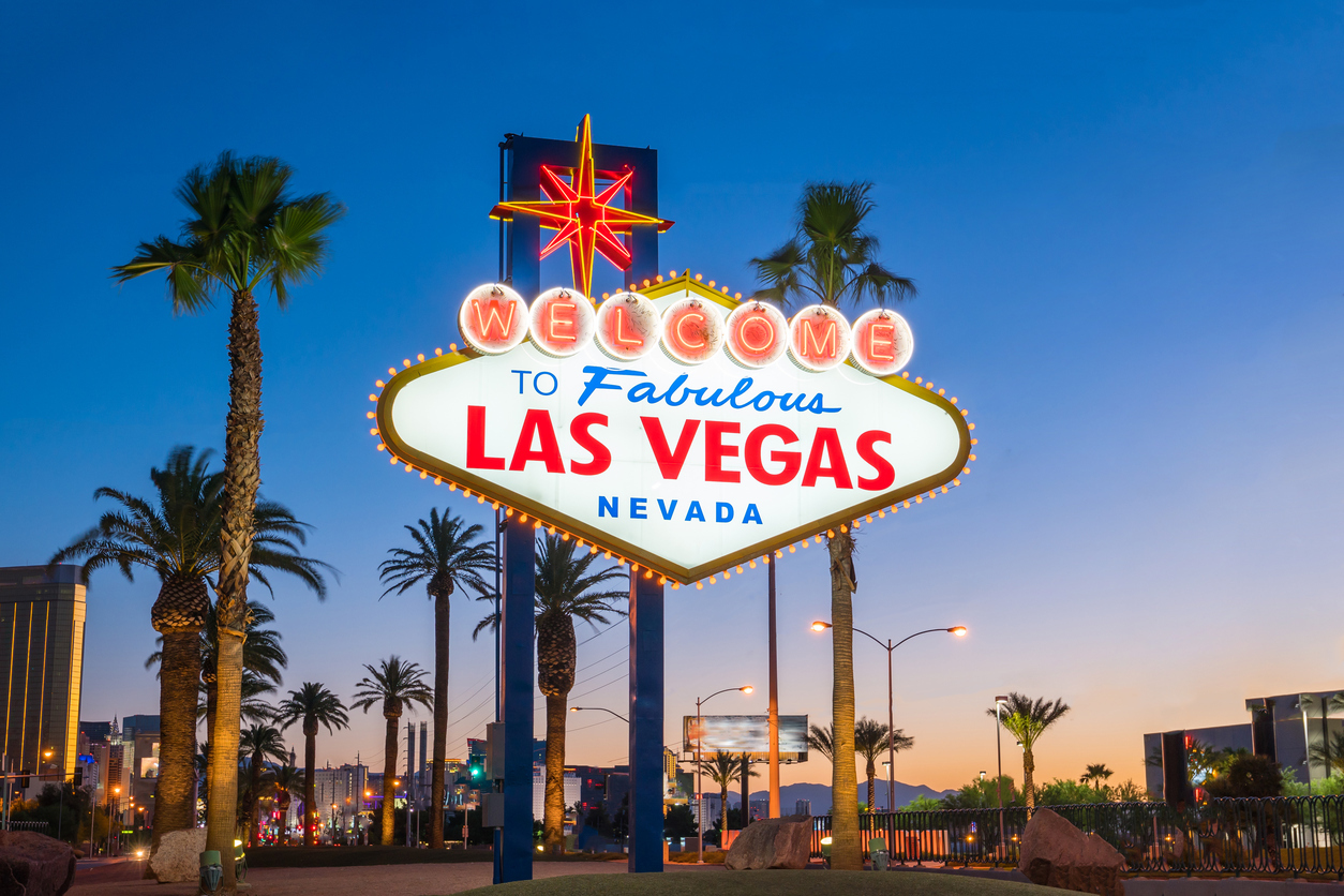 Escape from Oakland to Las Vegas on a budget