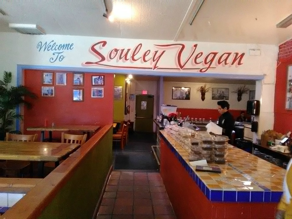 Jack London Eatery Souley Vegan Serves Soul Food With A