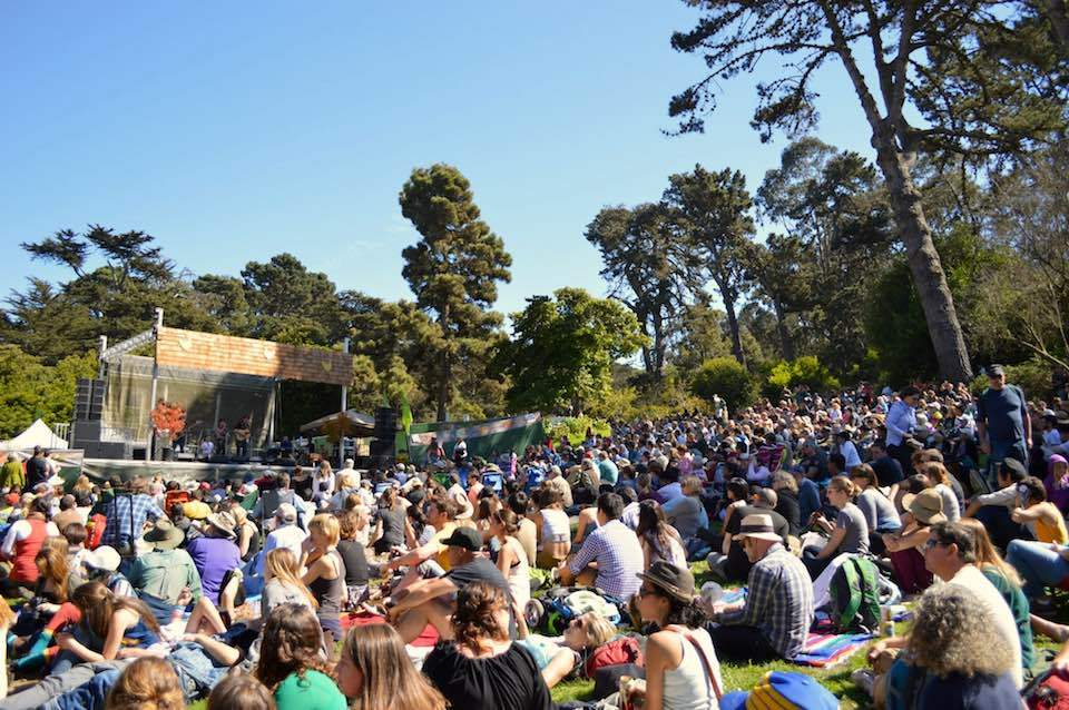Your 2019 Hardly Strictly Bluegrass festival primer